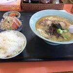 大黒屋ラーメン - ラーメン定食