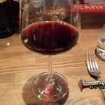 オステリア イル レオーネ - ランチワイン赤 500円