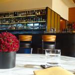 BVLGARI Il bar - カウンターbarが有ります