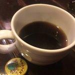 神戸トルコライス - 今回は食前にコーヒーを頂きました♫セルフで無料です( ^ω^ )