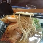 Afuri - 細ストレート麺