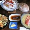 いけす料理 あき - 料理写真:波の伊八御膳3888円