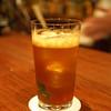 Bar El Laguito - ドリンク写真:Fernet-Branca とライム&ソーダ