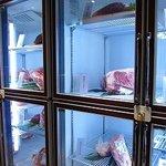 7793559 - レジの対面にある冷蔵庫