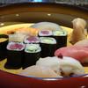 寿司・割烹 虎勝 - 料理写真:◆寿司ランチ(上:1500円:外税)・・1500円とは思えない上質なビジュアルで美味しそう。