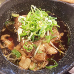 肉の入江 - 黒毛和牛角煮
