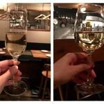 Lucaバル - スパークリングワイン・白ワイングラス