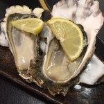沼袋浜横丁 - 生牡蠣