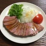 77933466 - 熊野牛ローストビーフ