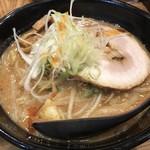 麺処 花田 - 辛味噌 ¥860-