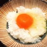 馳走 とし藤 - おかわりは卵かけ御飯で❤︎
