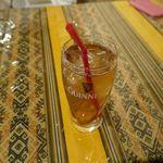 ワンチャコ - まずは、「爽健美茶」で喉を潤してスッキリキリリ!