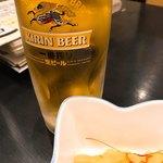 日本料理 末広 - 生ビール