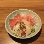 ゆづくしSalon 一の坊 - 2017/8/15 夕食