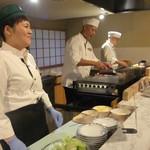 ゆづくしSalon 一の坊 - 2017/8/16 朝食
