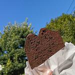 ディーン&デルーカ カフェ - ブラックアウトパウンドケーキ