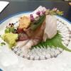 指宿白水館 - 料理写真:造り四種盛り