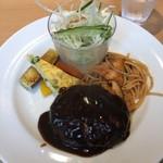 銀cafe - 絶品デミグラスソース