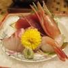 水上山荘 - 料理写真:お刺身