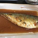 おせんや - 鯖の味噌煮