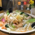 もん吉 - 料理写真:本場長崎皿うどん850円