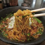 白胡麻屋 - 麺リフト