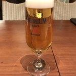 カフェ バニヤン - 生ビール