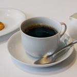 銀座 ハプスブルク・ファイルヒェン - コーヒー、小菓子