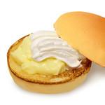 the 3rd Burger - カスタード