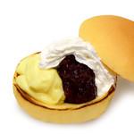 the 3rd Burger - あん&カスタード