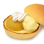 the 3rd Burger - 栗&カスタード