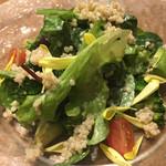 オーガニック野菜×バルkitchen kampo's -