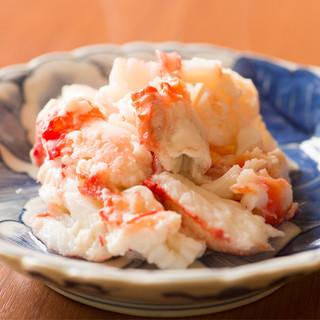 蟹料理を最大限に引き立てるワインとのマリアージュを心ゆくまで