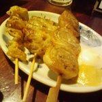 炭火串焼き 池田屋 - 串焼き