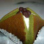 パティスリー菓響 - 抹茶ケーキ 葉