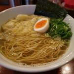 浜堂ラーメン - 料理写真:煮干しそばです☆ 2017-1214訪問