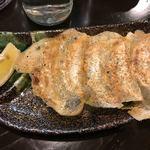 暁 - 寅ちゃん餃子550円
