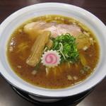 らーめん・つけ麺 吉田商店 - 和出汁 醤油ラーメン  \700