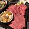 近江牛処ますざき - 料理写真:希少部位とホルモンの盛り合わせ