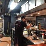 ねじ式 - 厨房