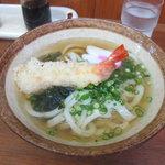 うどんや 井上 - 料理写真:天ぷらうどん