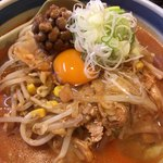 77960586 - 納豆キムチラーメン(小)