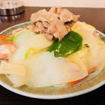 ビーフン東 - 小盛りは小腹減りにピッタリ!