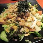 竹蔵 - おまかせサラダ       by 冬の花火