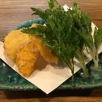 八丈島郷土料理 梁山泊 - 天ぷら盛 780円