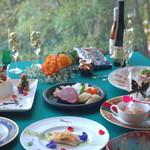 肉匠 逢喜の郷 - 料理写真:クリスマスディナーフルコース