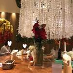 モクオラディキシーダイナーウイラニ  - 大きなテーブル