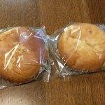 米粉パン工房 ネモトベーカリー - 料理写真:クリームパン