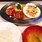 キッチン きく - 日替わりランチ500円
