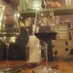 カフェ ミール バロック - オーガニックワイン